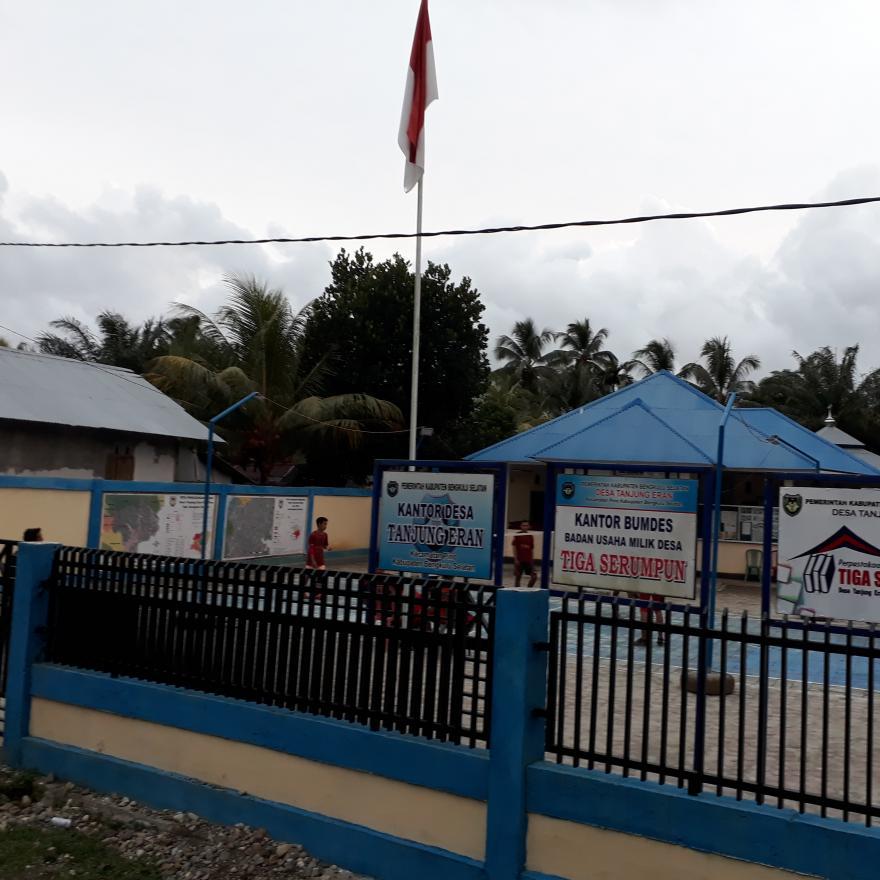 Tanjung Eran Berbenah, Bergerak dan Maju !!!